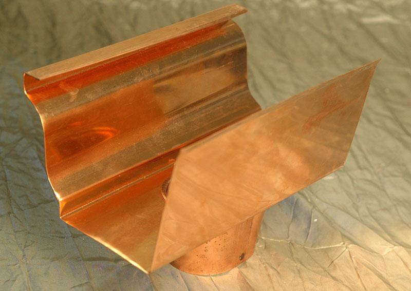 Copper Centre Drop (C4K53)