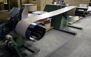 Aluminum Gutter Coil (aluminum) (04360)