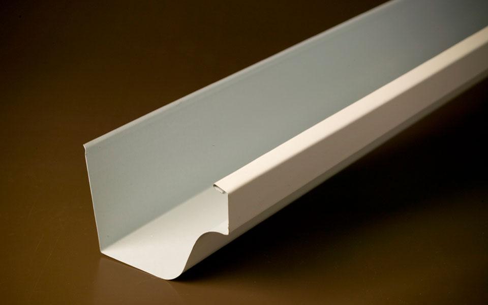 Prepainted Steel Eavestrough (L3051)