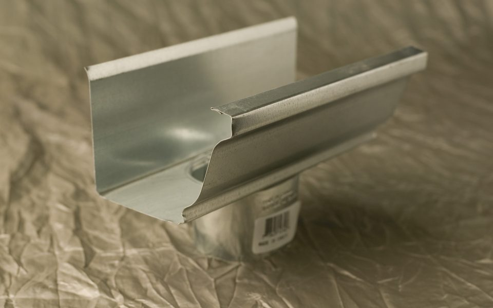 Galvanized Centre Drop (L4340)