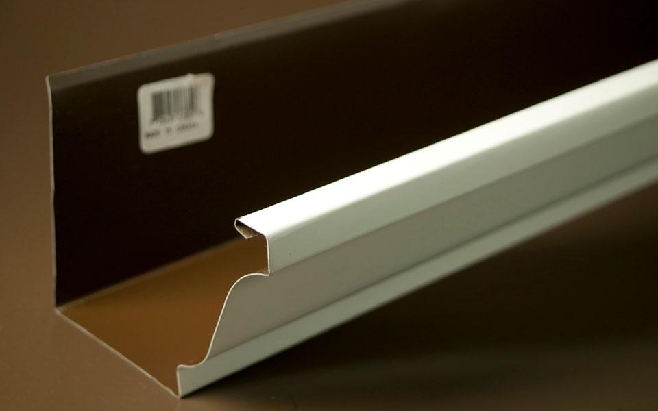 Prepainted Steel Eavestrough (L7051)