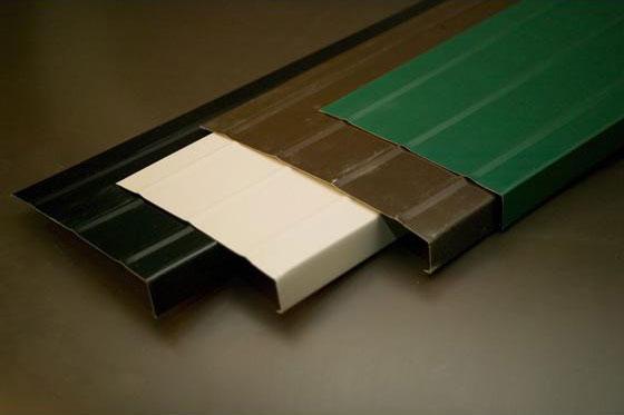 Colored Fascia (Aluminum Fascia-01)