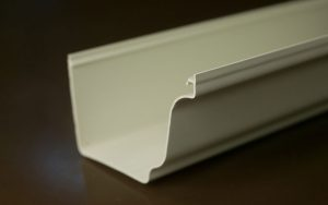 Vinyl Eavestrough (AW100K)