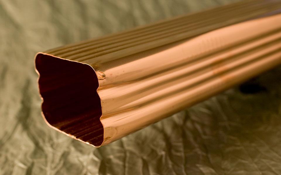 Copper Downspout (C3461)