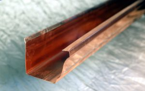 Copper Eavestrough (C5K51)