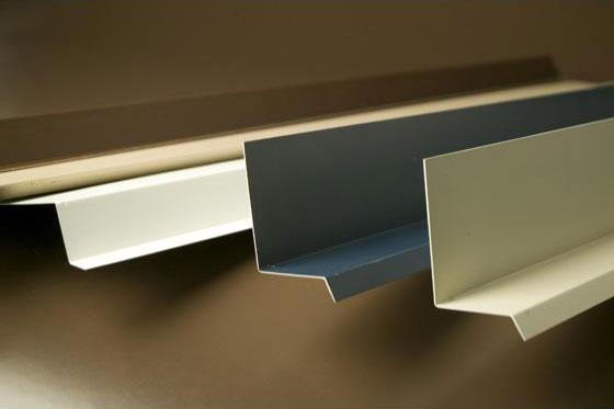 Pre-Painted Steel Custom Design Flashing (Custom Steel Flashings)