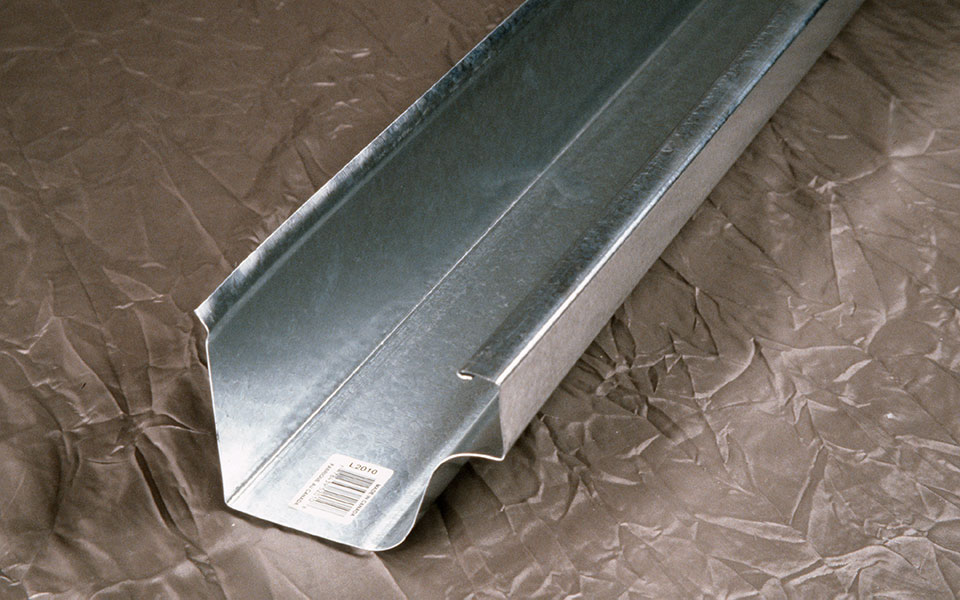 Galvanized Eavestrough (L2010)