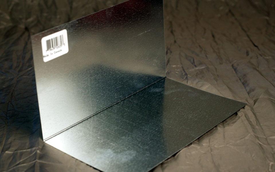 Galvanized Step Flashing (L2633)