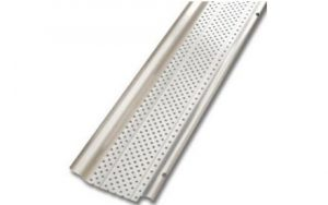 Aluminum Smart Screen Gutter Guard (L0013)